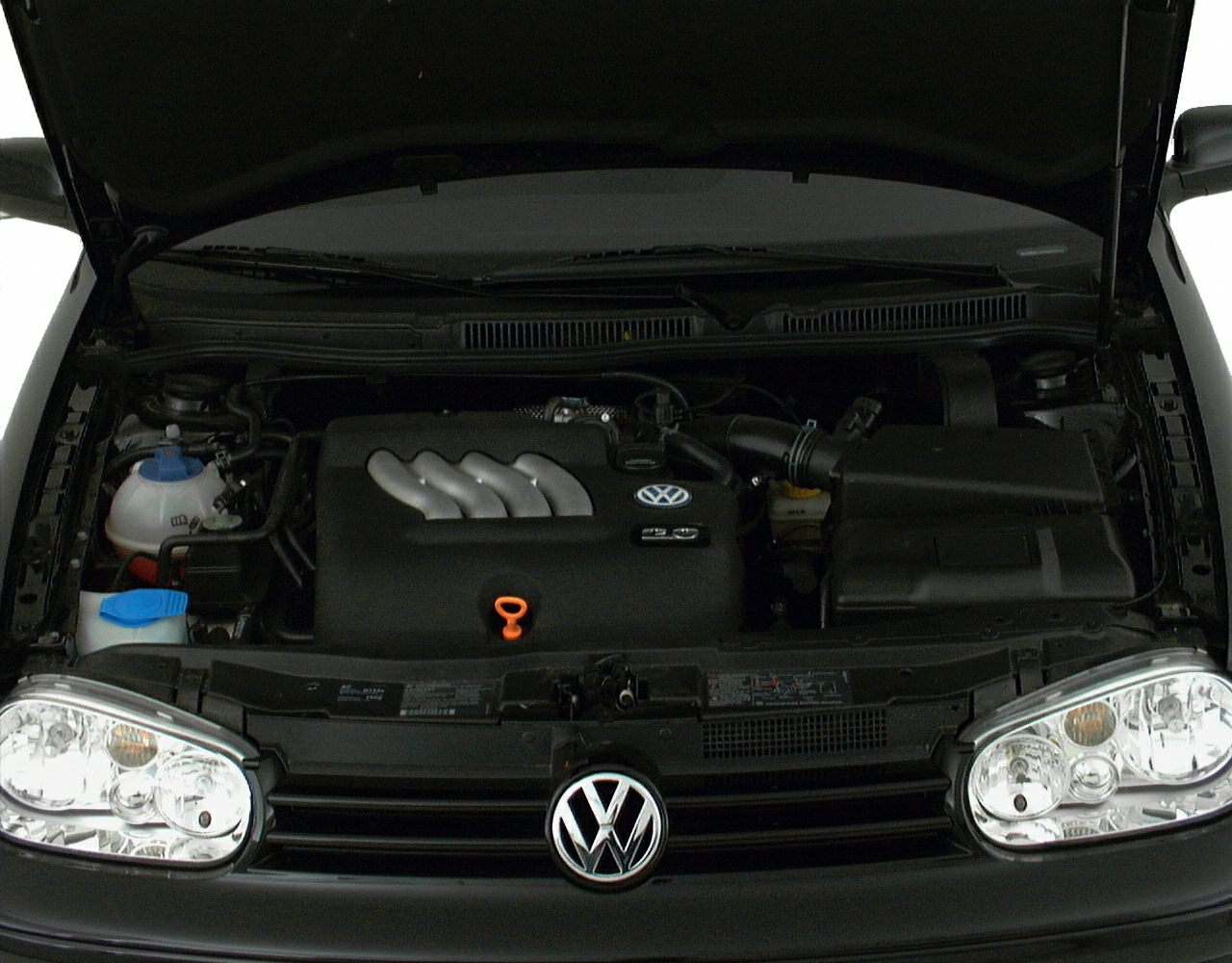 2000 volkswagen golf exterior photo