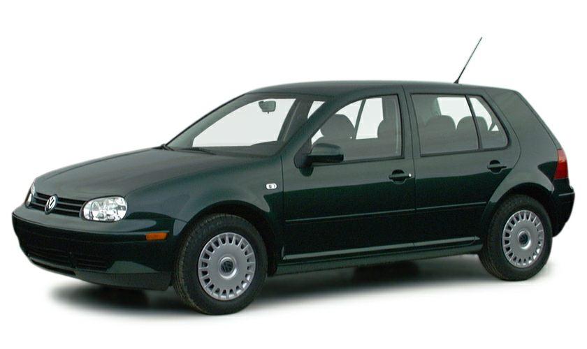 2000 volkswagen golf gls 1 8l turbo 4dr hatchback pictures. Black Bedroom Furniture Sets. Home Design Ideas