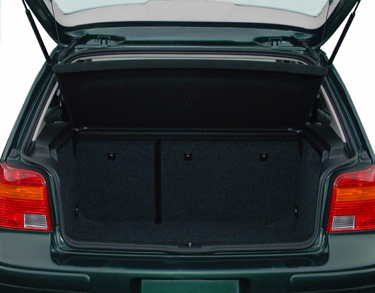 2000 Volkswagen Golf GLS 1.8L Turbo 4dr Hatchback Pictures