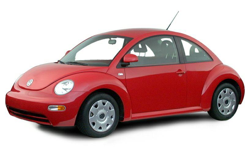 2000 Volkswagen New Beetle Information