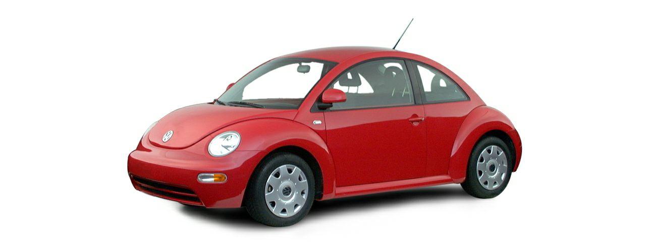 2000 Volkswagen New Beetle Exterior Photo