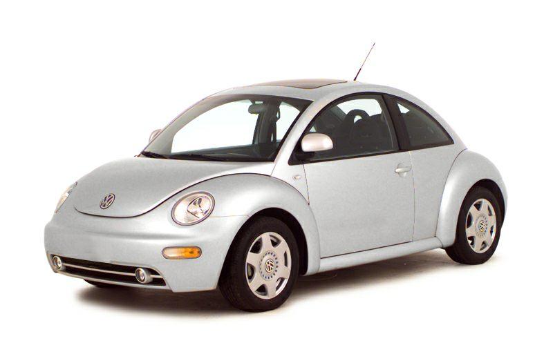 2000 Volkswagen New Beetle Gls 2dr Hatchback Information