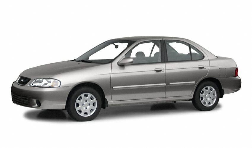 2001 Nissan Sentra New Car Test Drive