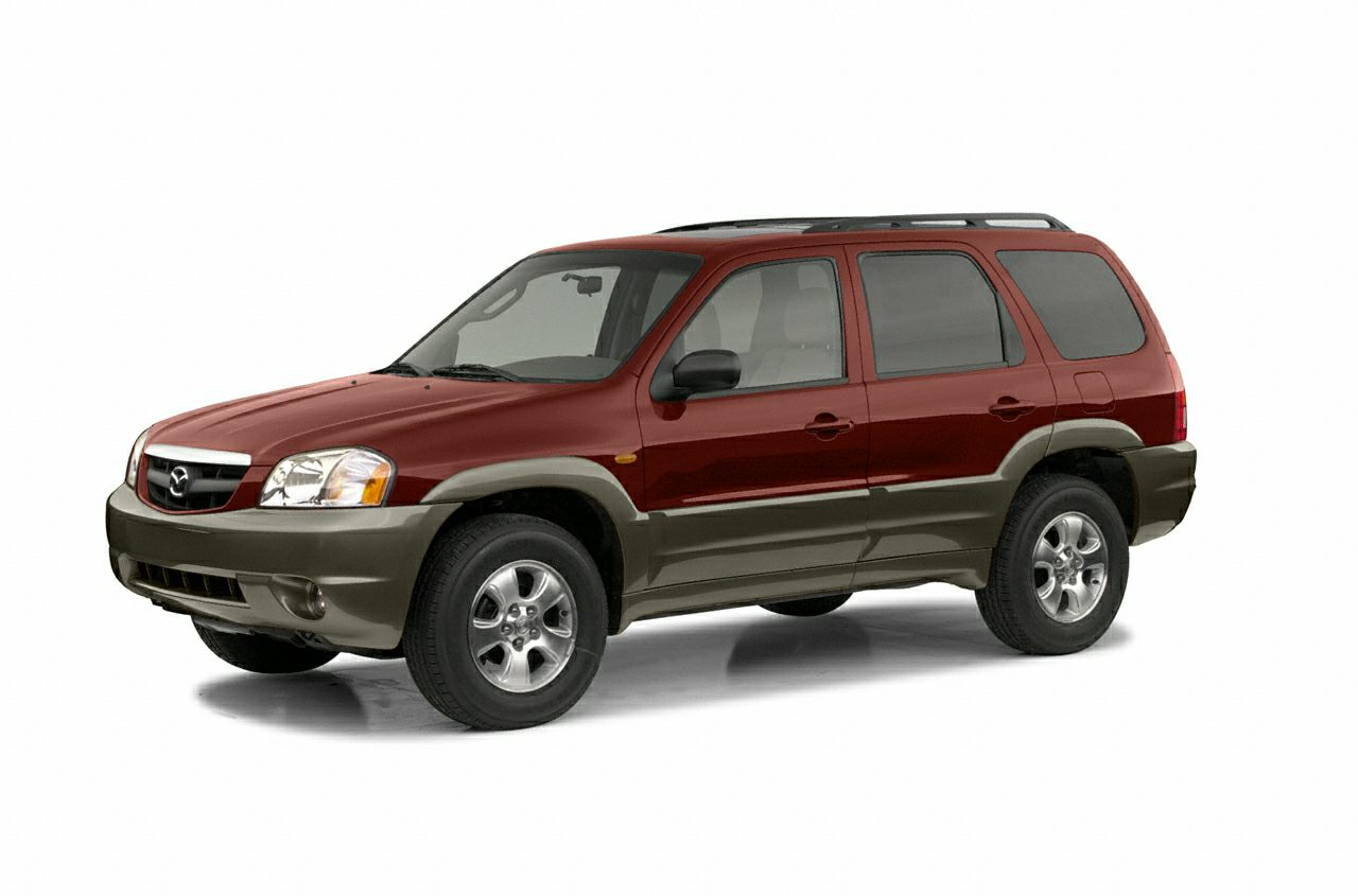 2002 Mazda Tribute Dx V6 4dr 4x4 Specs And Prices