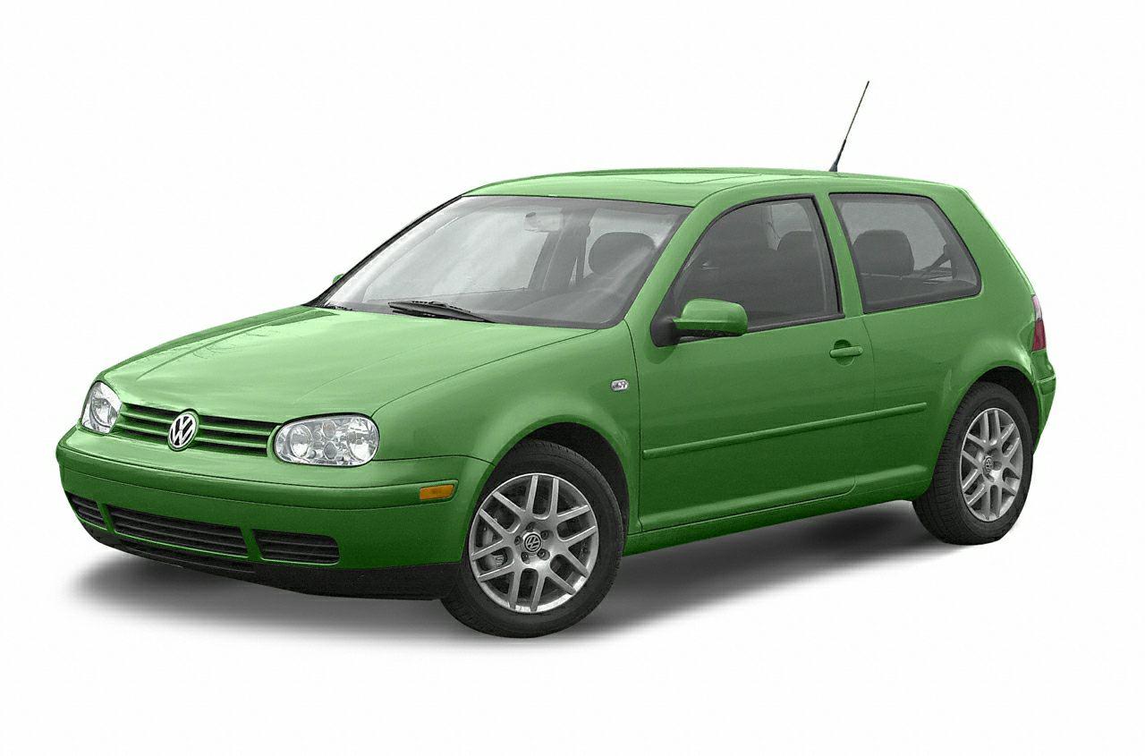 2002 Volkswagen GTI Information