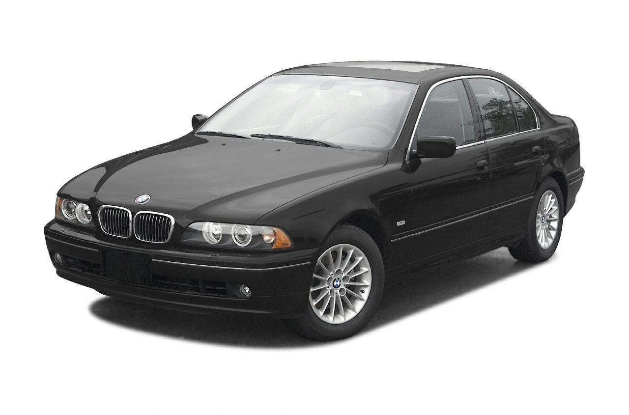 2003 BMW 525 New Car Test Drive