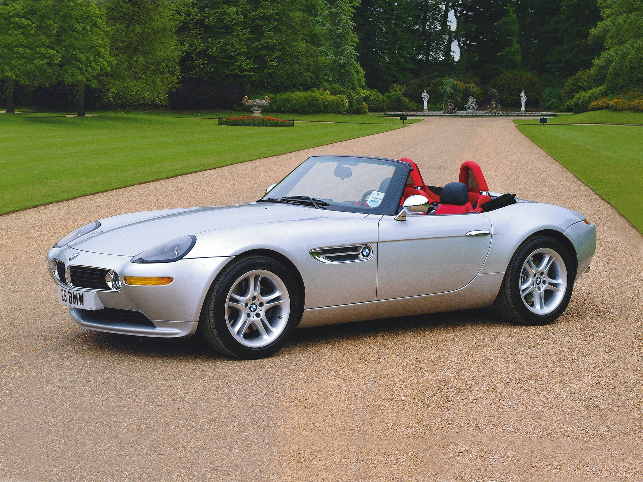 BMW Z8 Alpina >> 2003 Bmw Z8 Alpina 2dr Convertible Pictures