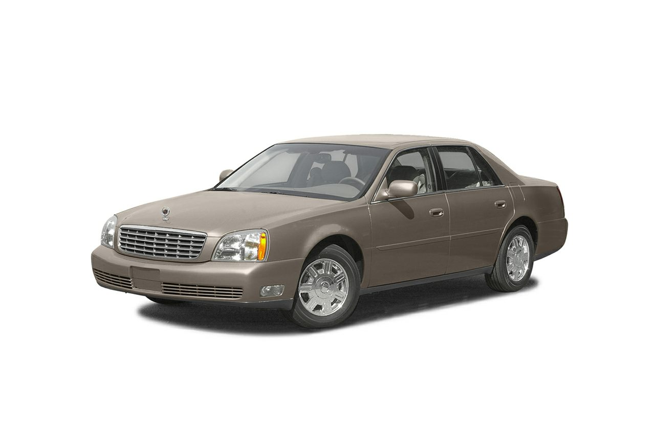 2003 Cadillac Deville Pricing And Specs