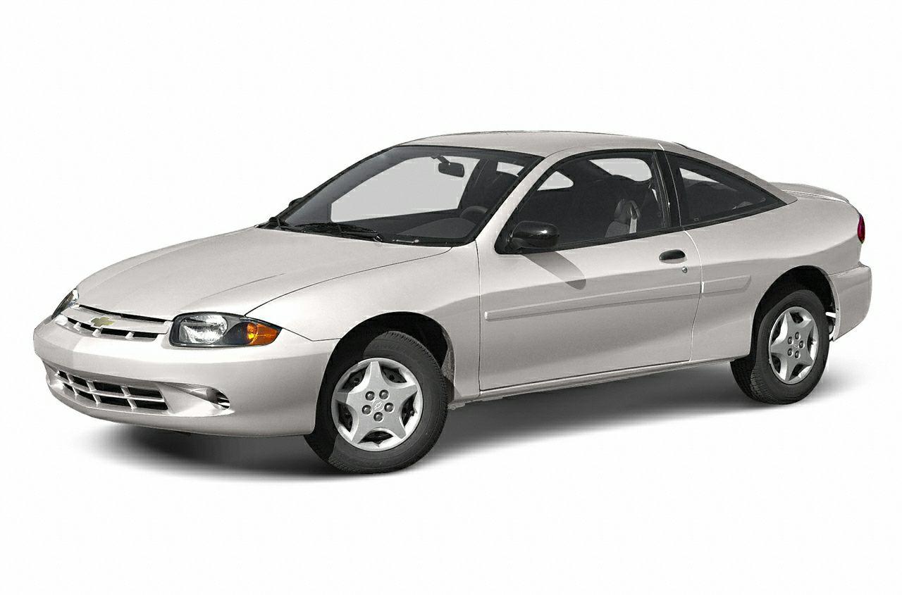 Cavalier 2003 chevrolet cavalier base : 2003 Chevrolet Cavalier New Car Test Drive
