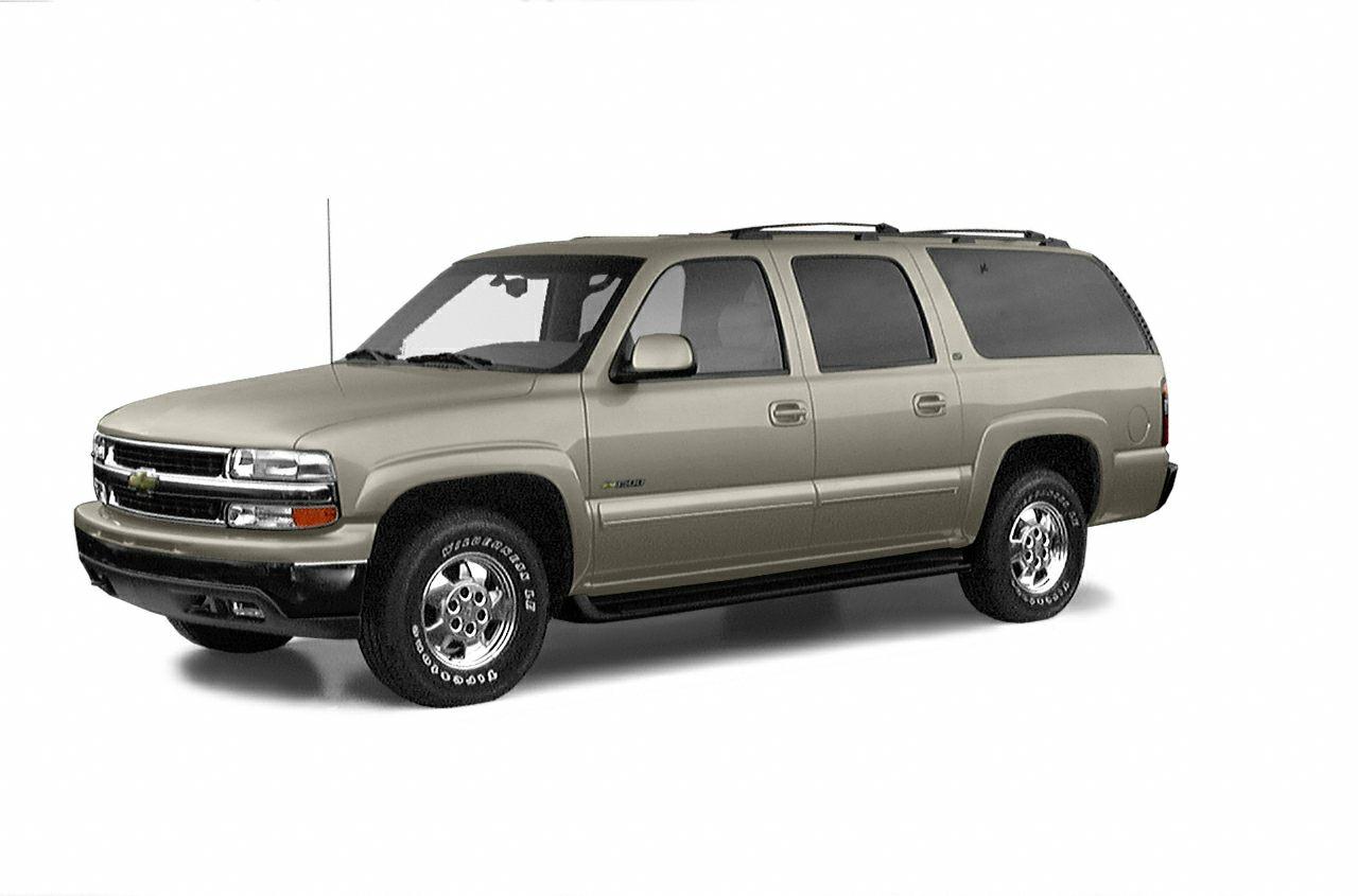 2003 Chevrolet Suburban 1500 Z71 4x4