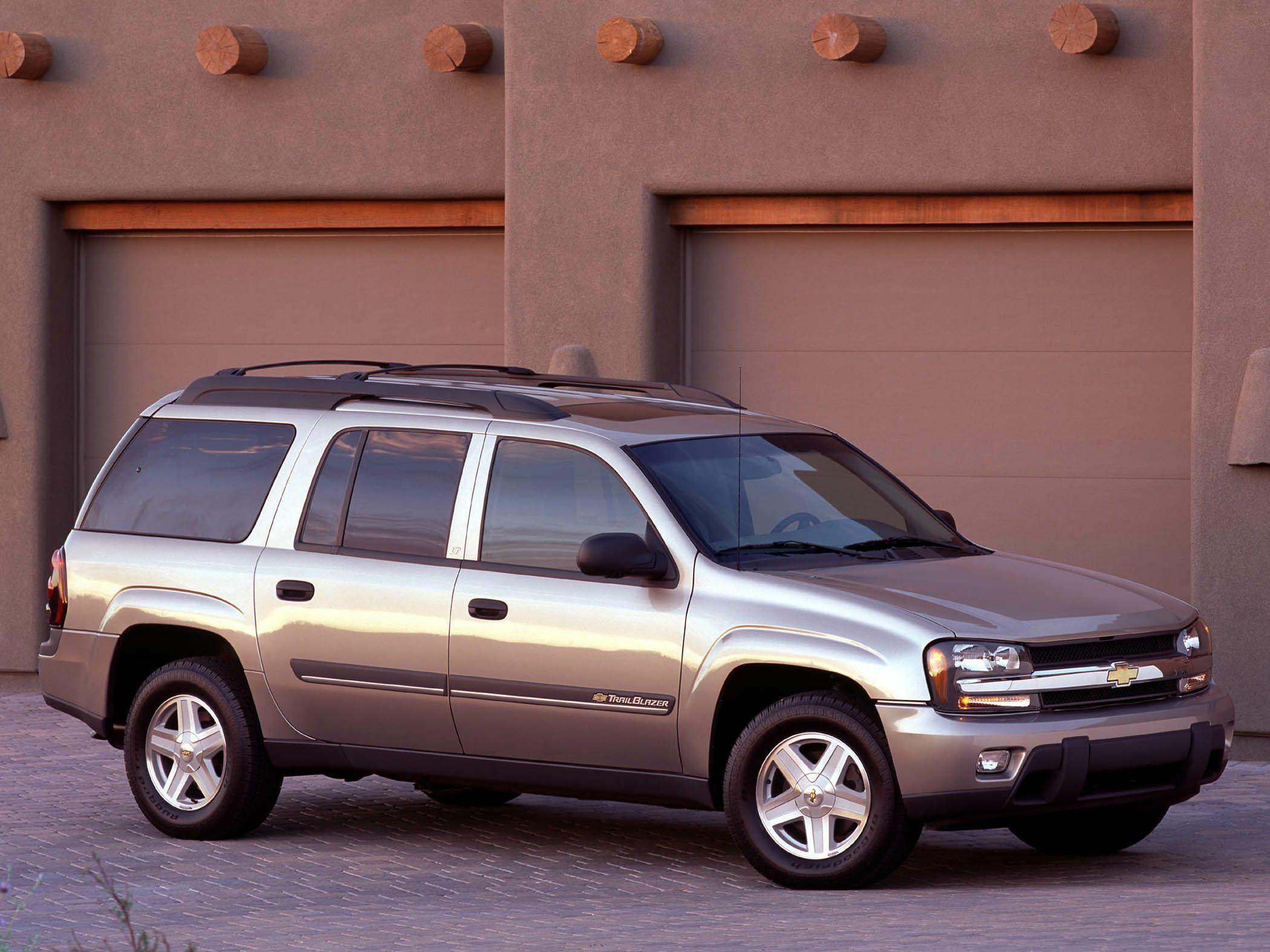 2003 Chevrolet TrailBlazer EXT LS 4x4
