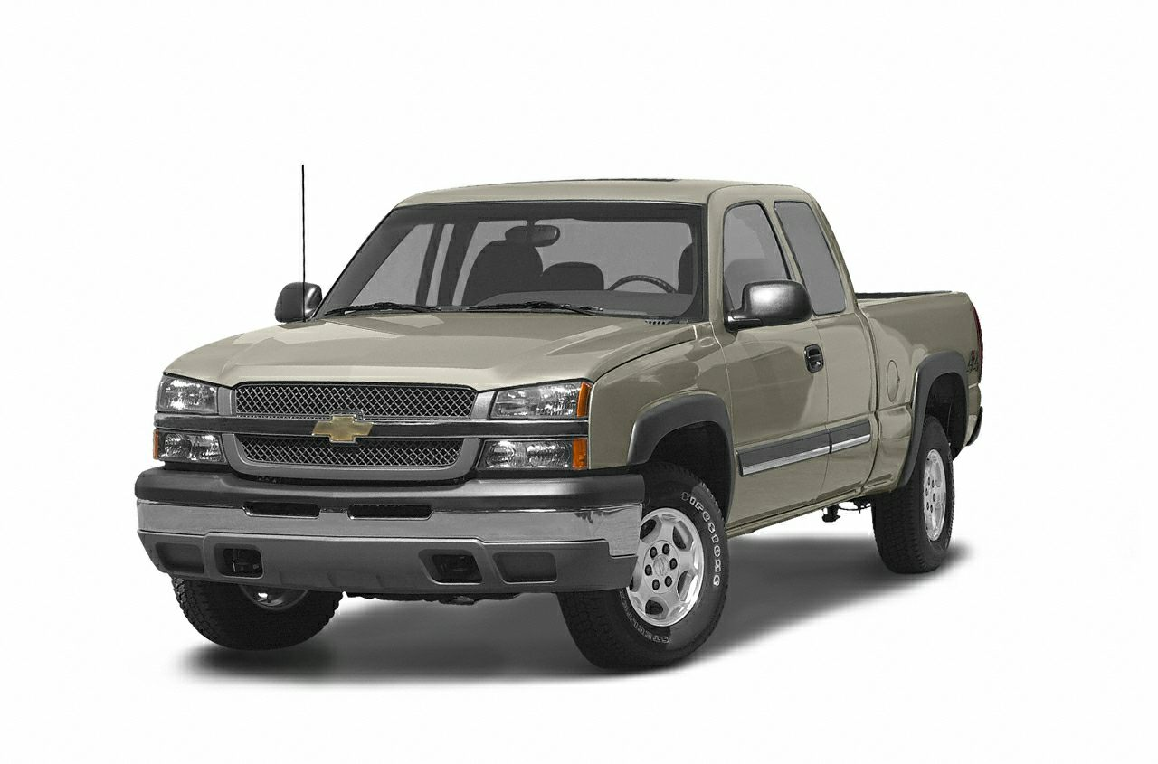 2003 Chevrolet Silverado 1500 Lt 4x2 Extended Cab 8 Ft Box 157 5 In Wb Pricing And Options