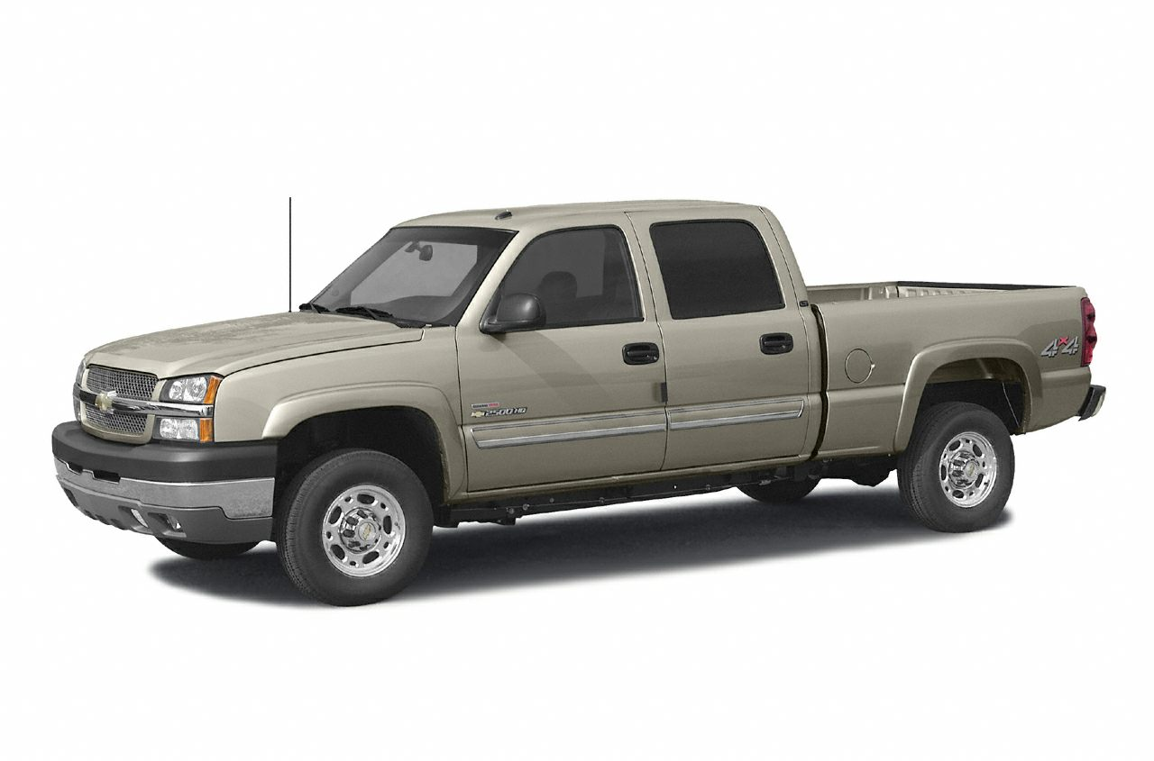 2003 Chevrolet Silverado 2500hd Lt 4x4 Crew Cab 6 6 Ft Box 153 In Wb Specs And Prices