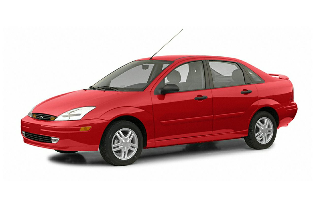 2003 ford focus zts 4dr sedan specs and prices