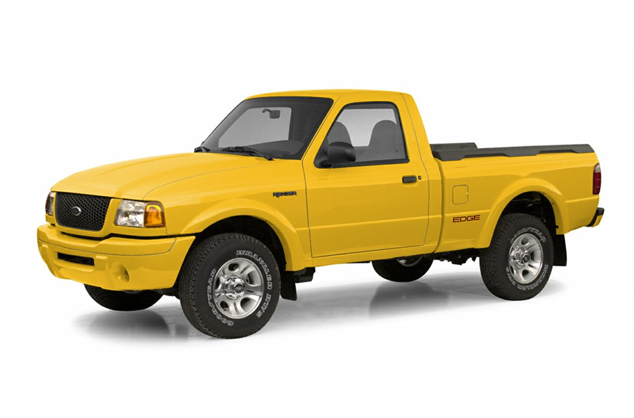 2003 ford ranger information