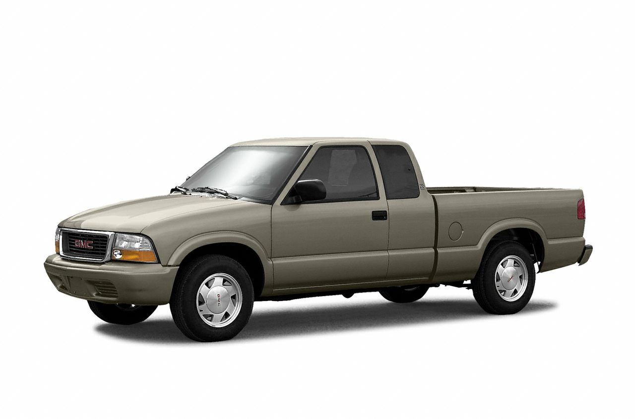 2003 Gmc Sonoma Sls 4x4 Extended Cab 122 9 In Wb Specs And Prices