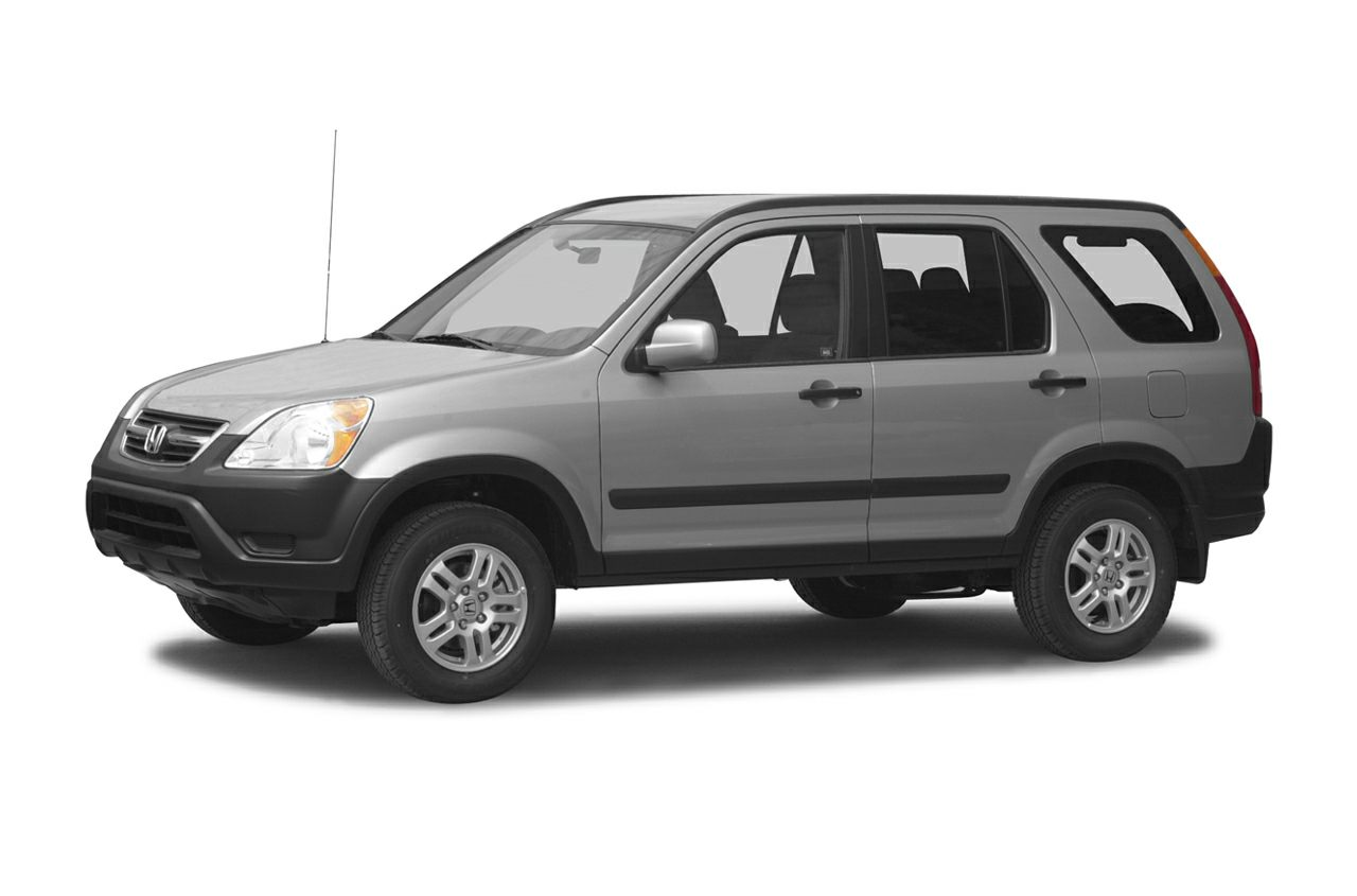 2003 Honda CR-V EX 4x4 Trade In and Resale Values