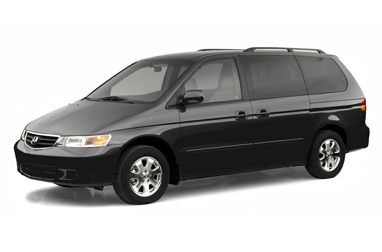 2003 Honda Odyssey Ex L Passenger Van Specs And Prices