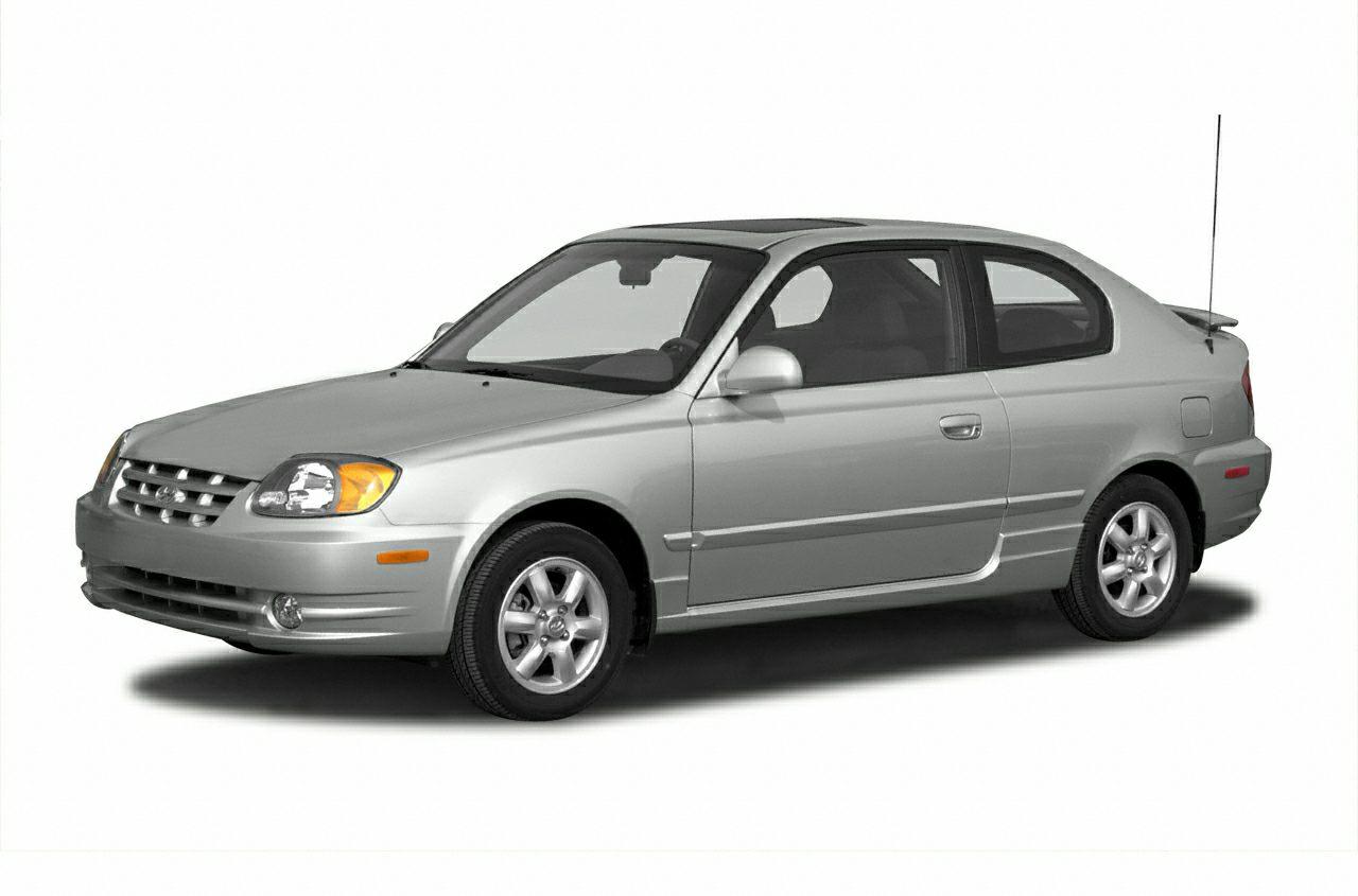 2003 hyundai accent sedan