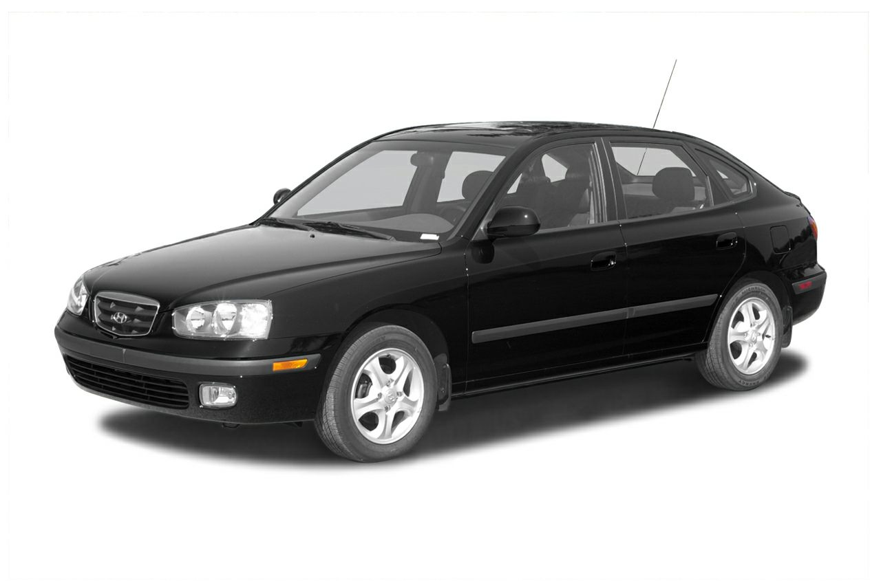 2003 Hyundai Elantra Gt 4dr Hatchback Specs And Prices