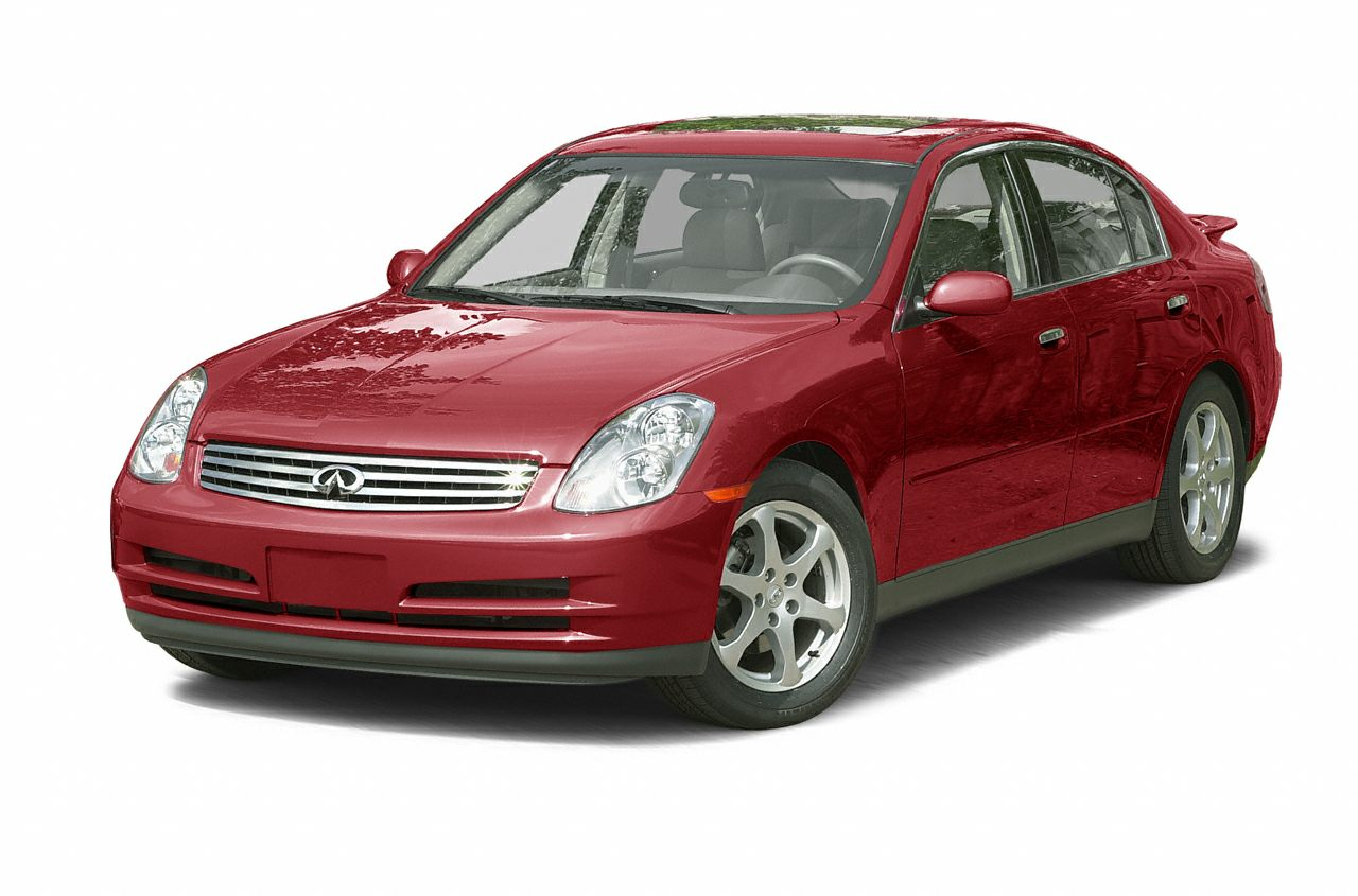 2003 Infiniti G35 Specs And Prices