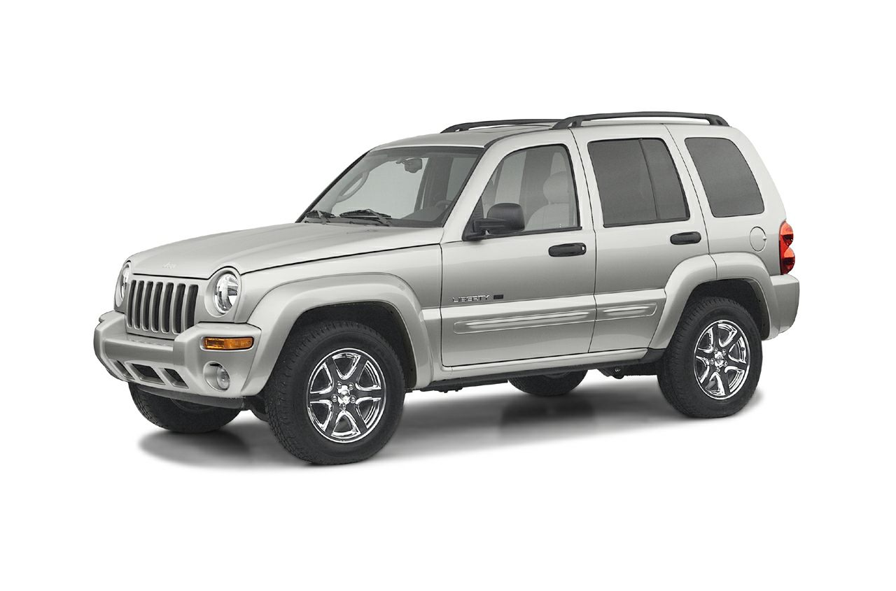 2003 Jeep Liberty Pricing and Specs