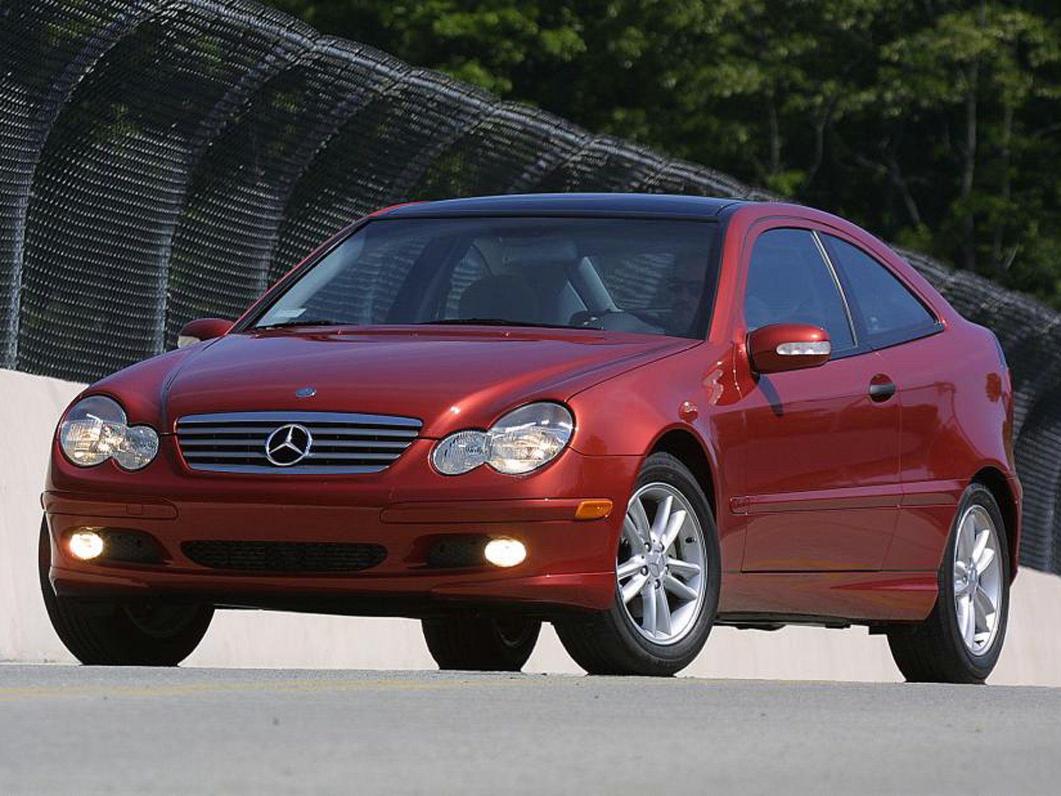 2003 Mercedes Benz C Cl