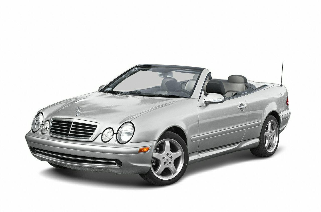 2003 Mercedes Benz Clk Class Base Clk 320 2dr Convertible Specs And Prices