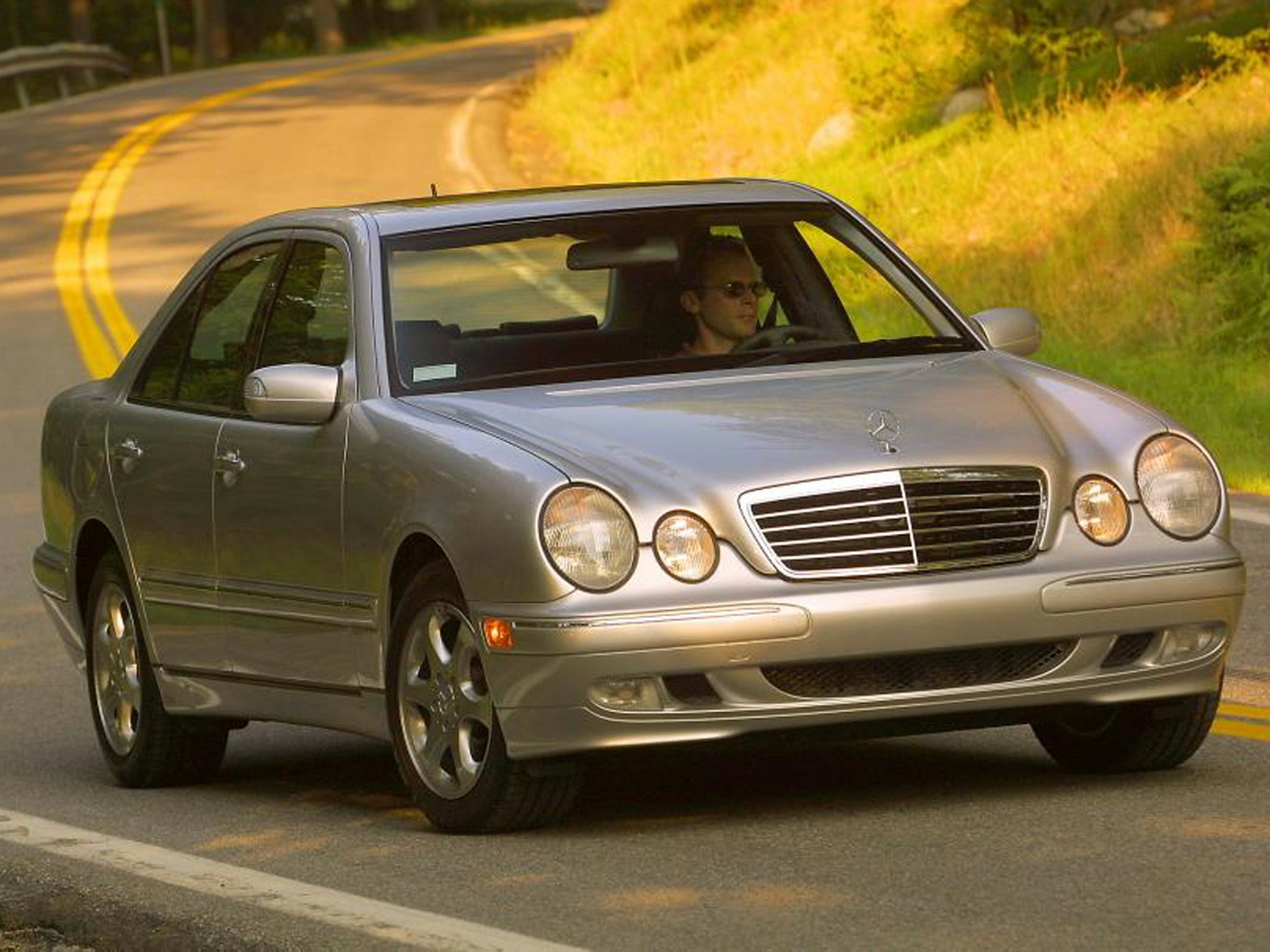 2003 Mercedes Benz E Class Base E 55 AMG 4dr Sedan Pricing and Options