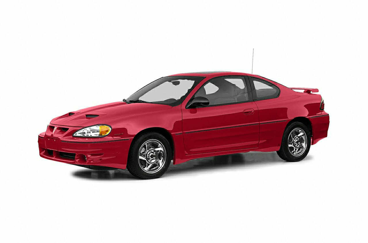 2003 Pontiac Grand Am Gt 2dr Coupe Specs And Prices