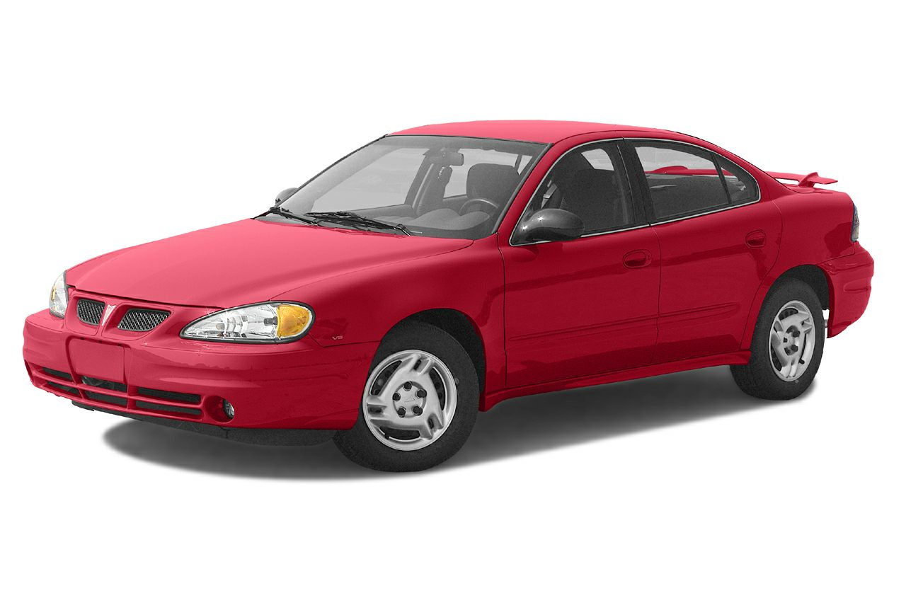 2003 Pontiac Grand Am Gt 4dr Sedan Specs And Prices