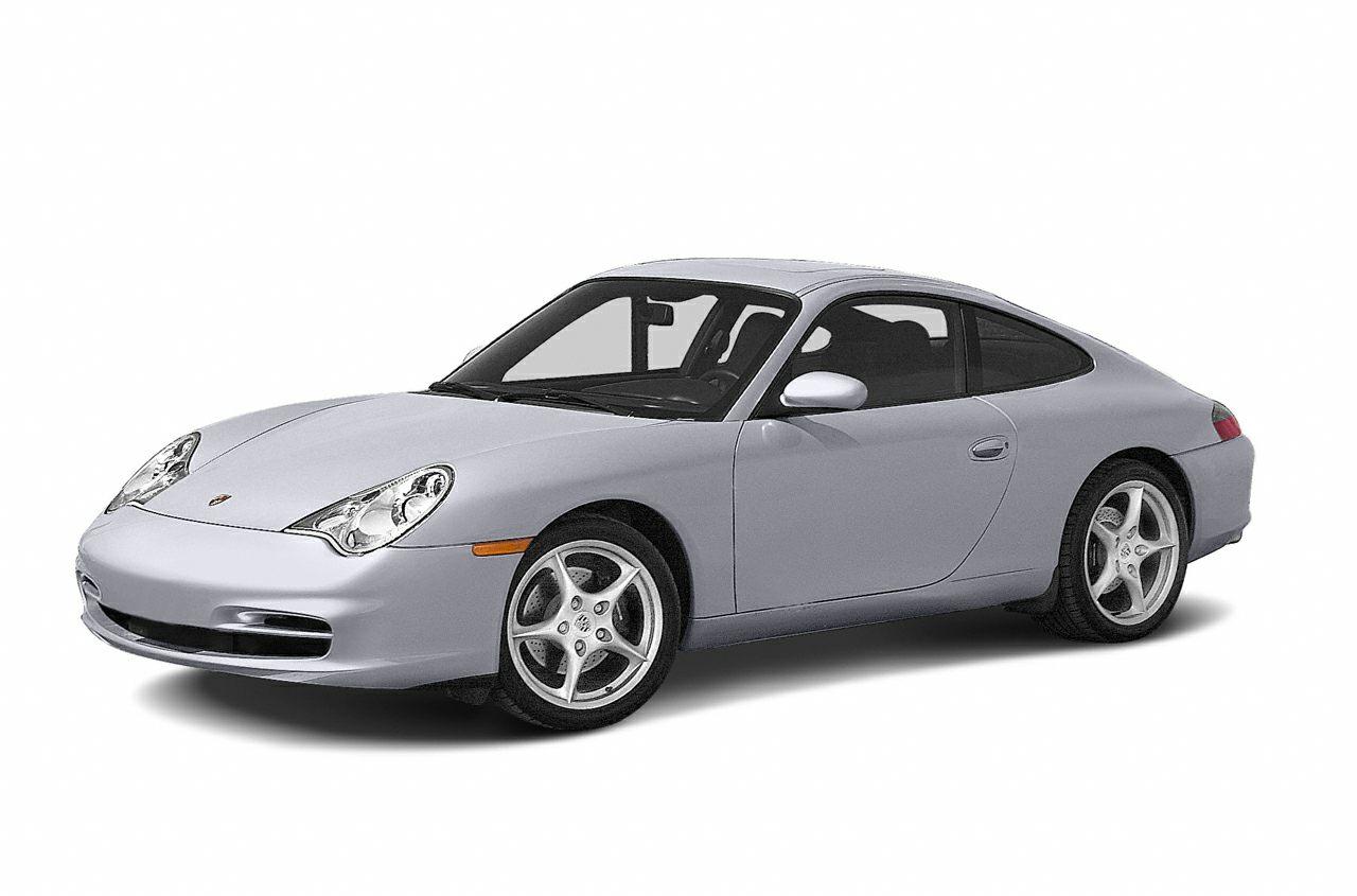2003 Porsche 911 New Car Test Drive