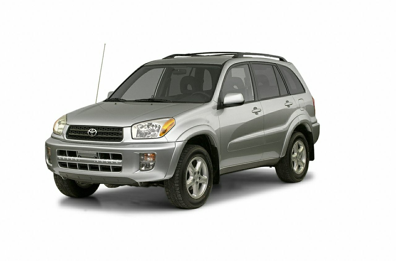 2003 Toyota RAV4 Base All-wheel Drive Specs and Prices