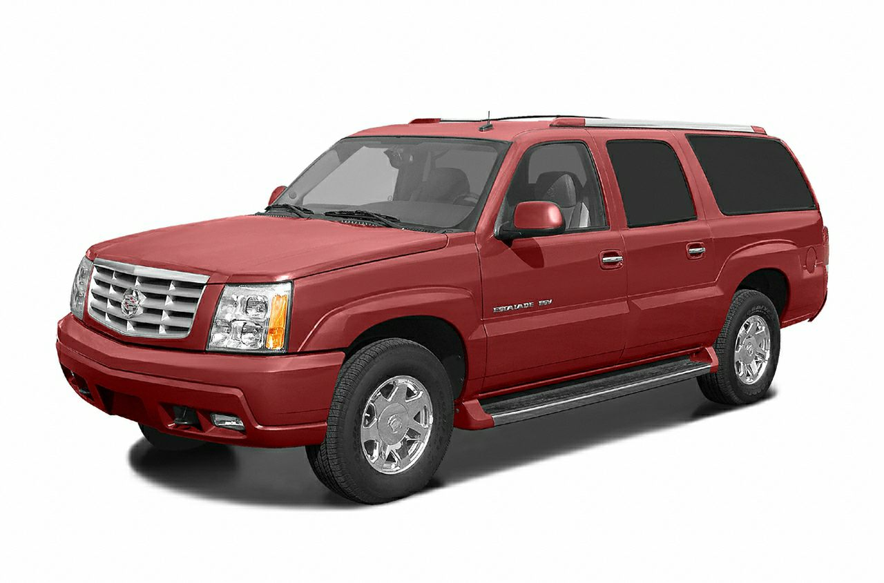 2004 Cadillac Escalade Esv Base All Wheel Drive Specs And Prices