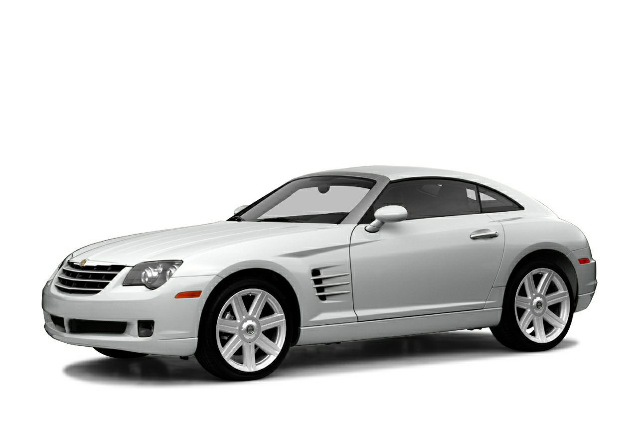 Chrysler crossfire reviews research new used models - Chrysler Crossfire Reviews Research New Used Models 4
