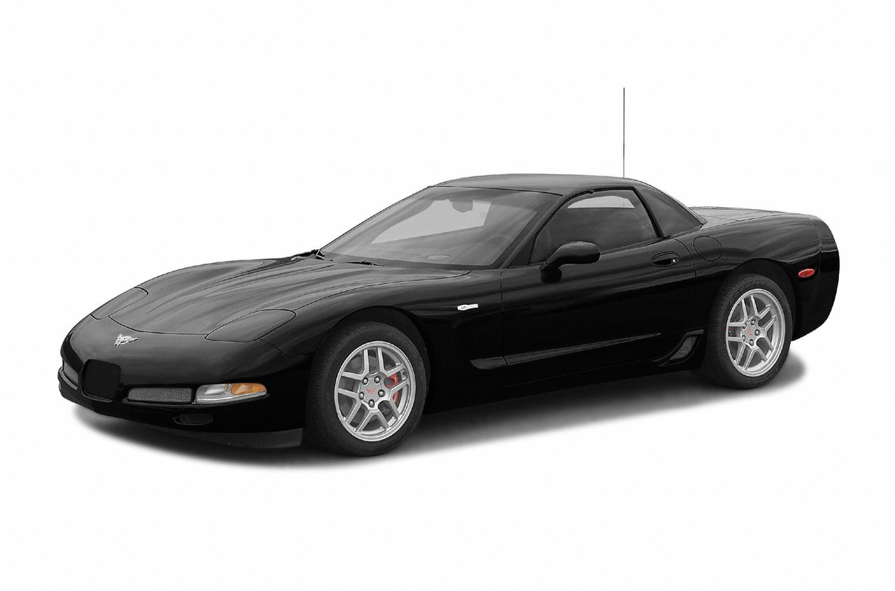 1999-2004 Corvette Black Dash Mat with Heads Up Display