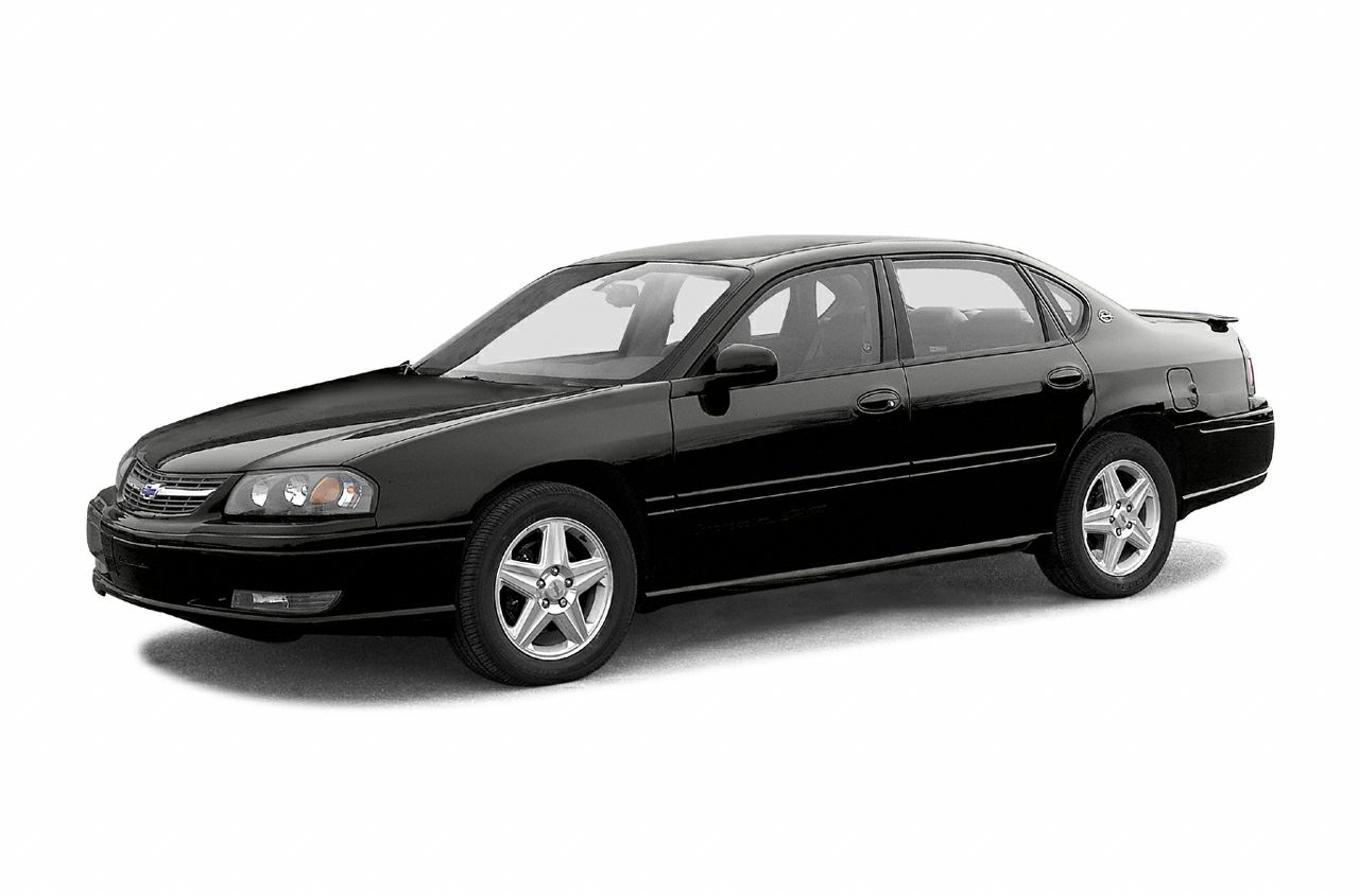 2004 Chevrolet Impala SS Supercharged 4dr Sedan Specs and Prices