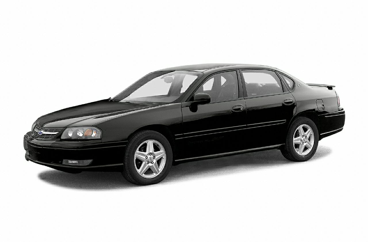 Impala 2003 chevy impala reviews : 2004 Chevrolet Impala New Car Test Drive