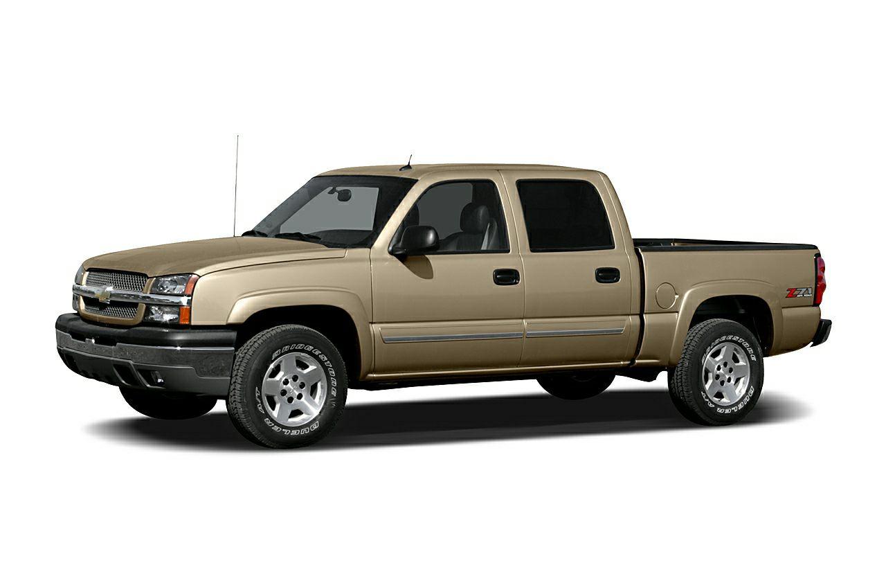 2004 Chevrolet Silverado 1500 Ls 4x4 Crew Cab 5 7 Ft Box 143 5 In Wb Specs And Prices