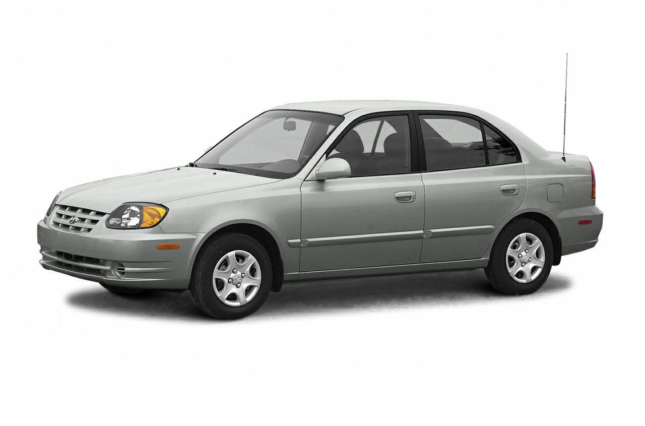 2004 Hyundai Accent Gl 4dr Sedan Specs And Prices 2010 4 Door