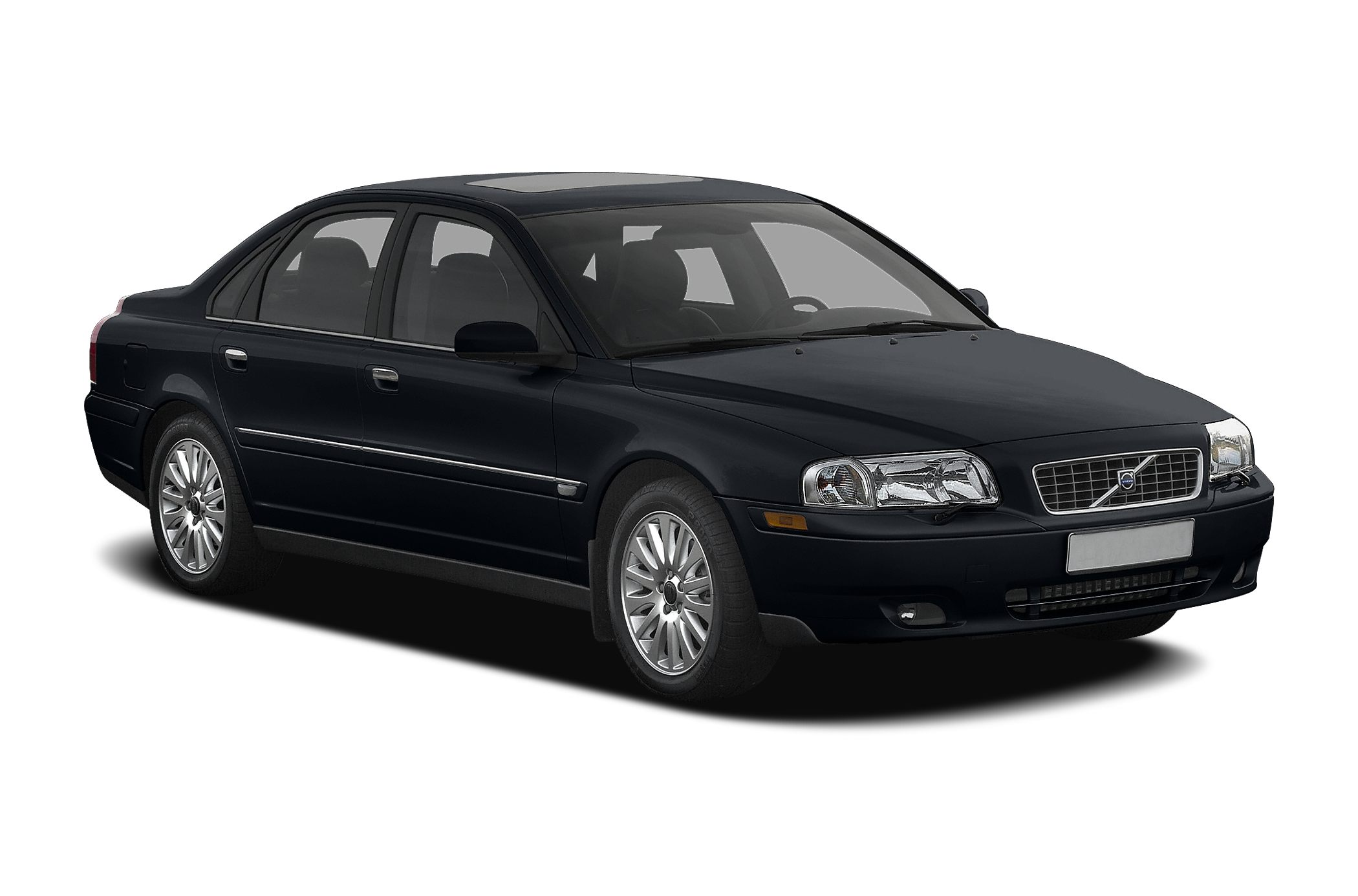 2002 volvo s80 t6 twin turbo specs