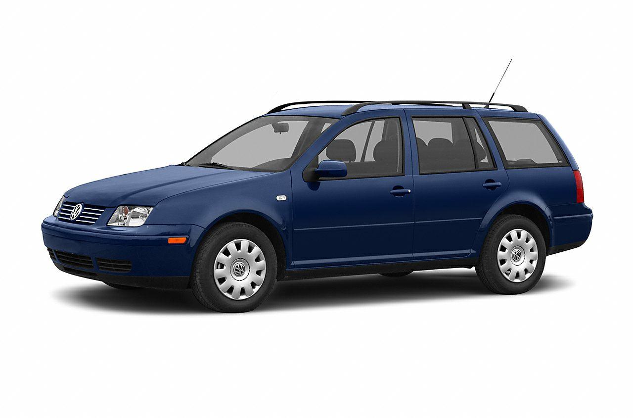 Gl Tdi 4dr Station Wagon 2004 Volkswagen Jetta Specs