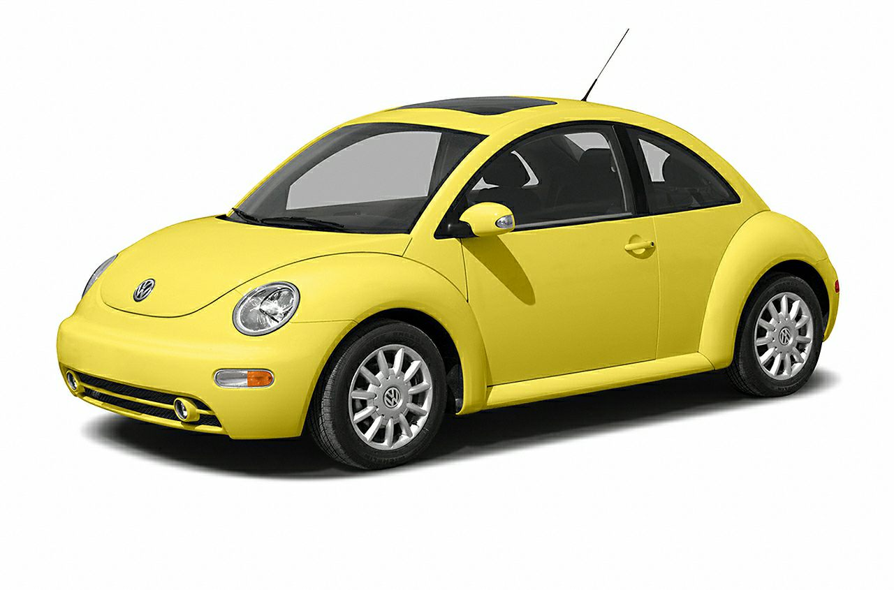 2004 Volkswagen New Beetle Recalls