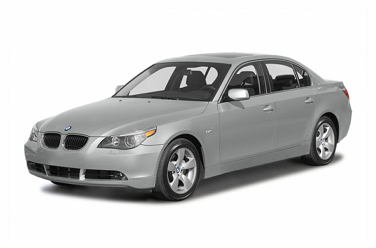 2005BMW545