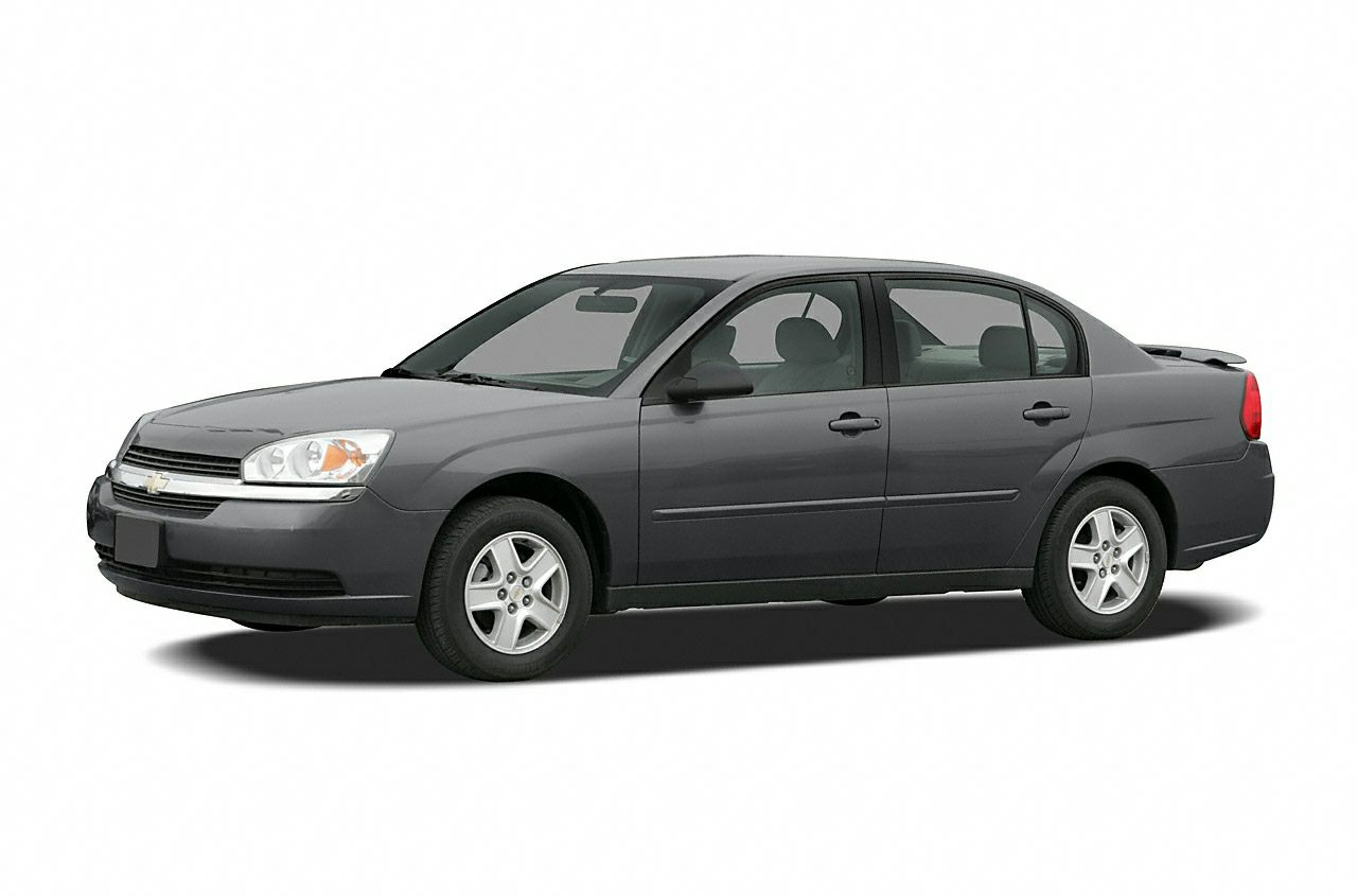 2005 chevy malibu vin number