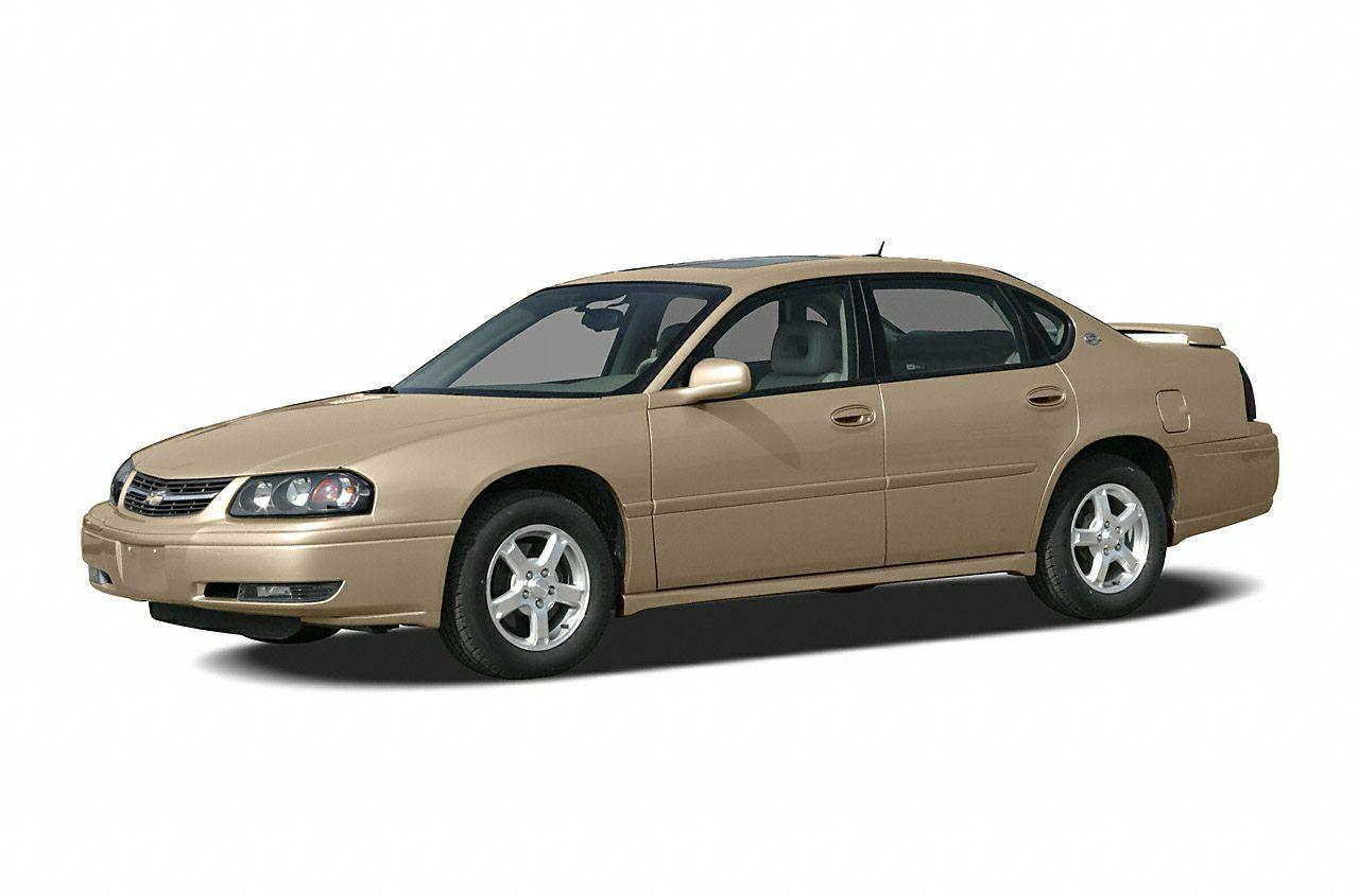 2004 chevy impala recall
