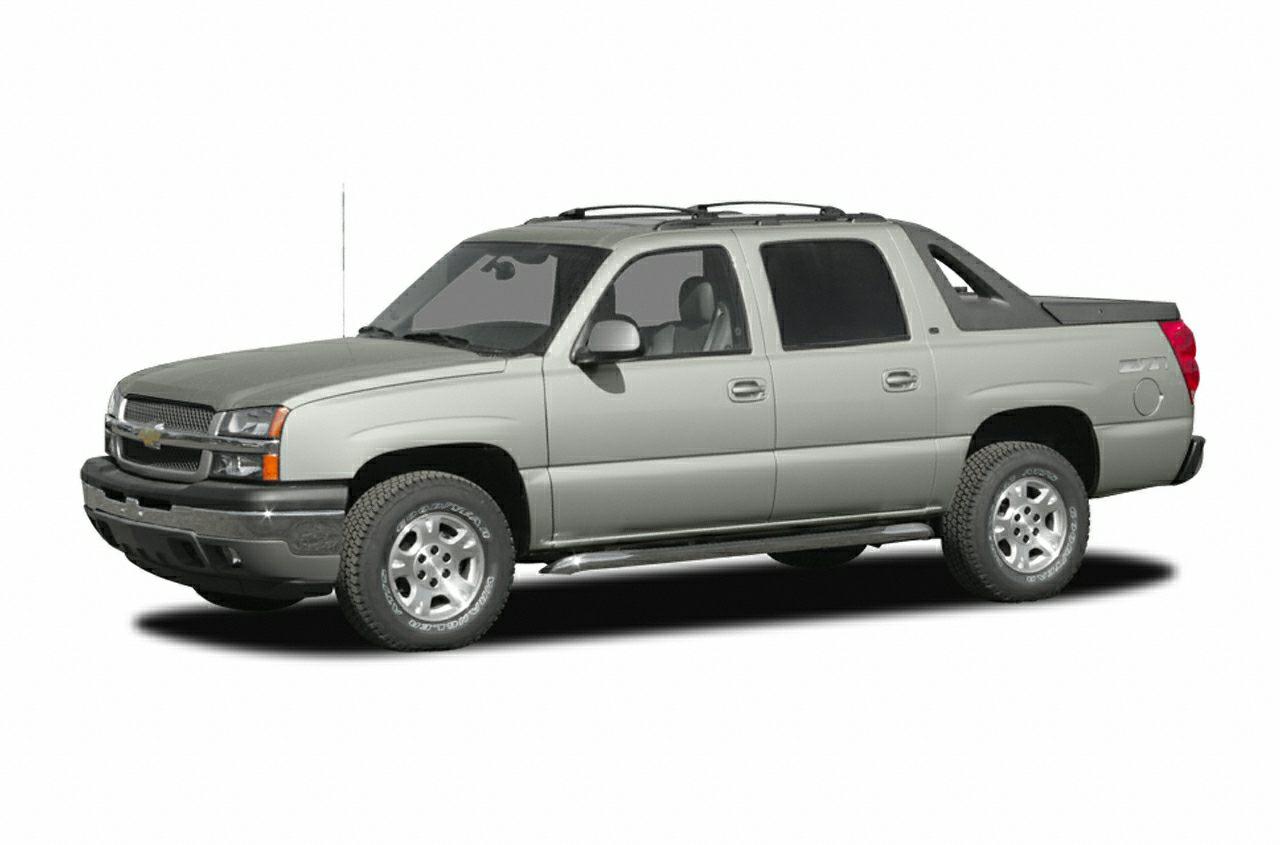 2005 Chevrolet Avalanche 1500 Safety Recalls
