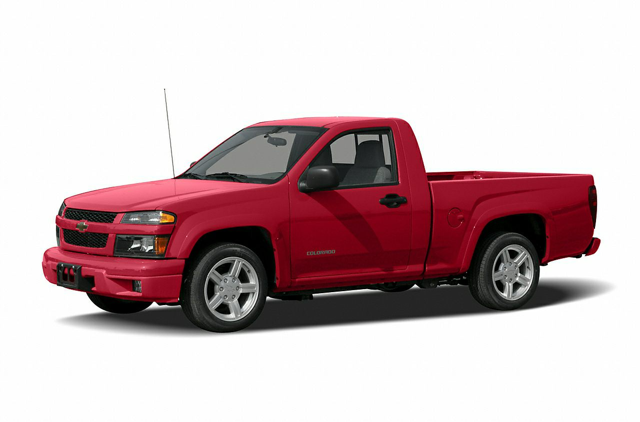 2005 Chevrolet Colorado LS w/Z71 Off-Road/1SF 4x4 Crew Cab ...