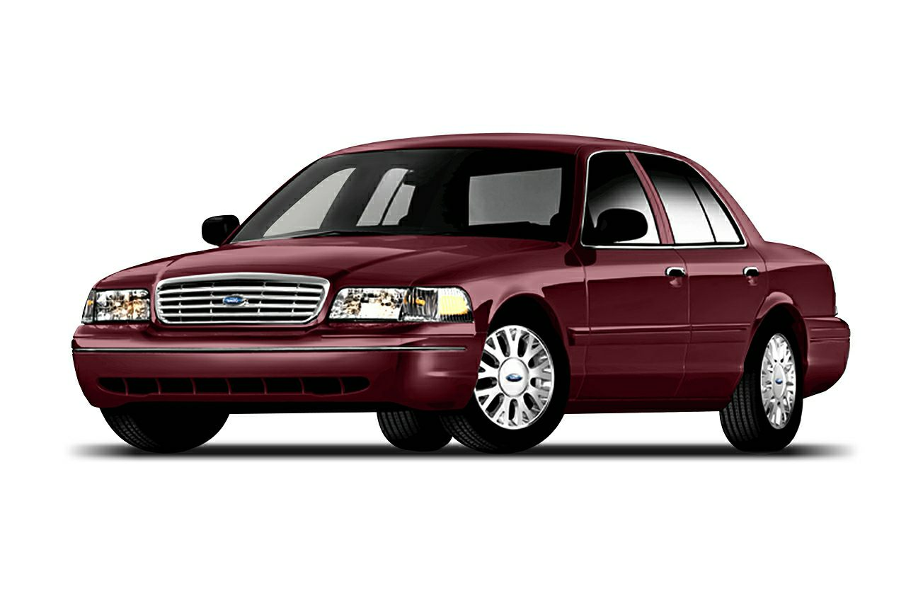 2005 Ford Crown Victoria Standard 4dr Sedan Specs and PricesAutoblog