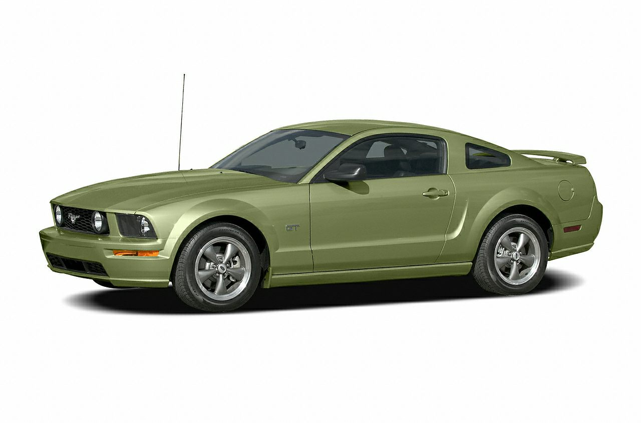2005 Ford Mustang Pricing And Specs